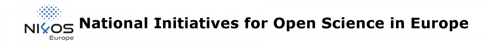 Logo of NI4OS Training Platform